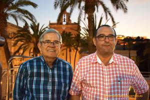 Pascual Soler y José Navarro de Tomasol