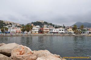 Distrito Este de Málaga. Pedregalejo y El Palo.