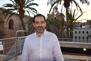 Pedro Gómez, gerente de Albentillas