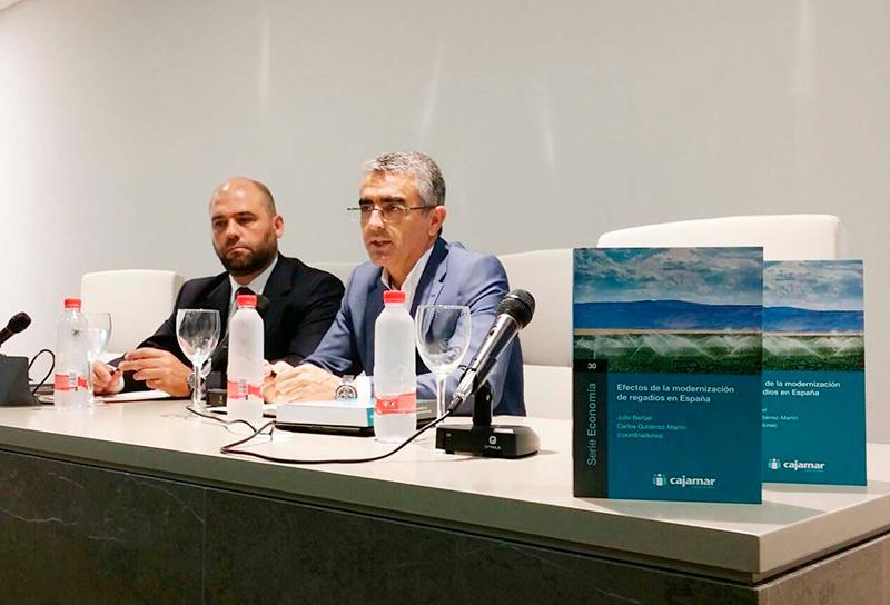 Para leer este verano: 'Efectos de la modernización de regadíos en España'