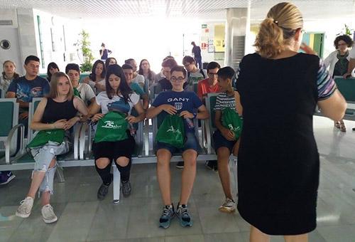 alumnos-de-4º-de-ESO-del-IES-Campos-de-Níjar
