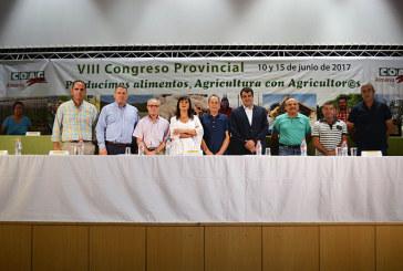 Andrés Góngora reelegido Secretario de COAG Almería