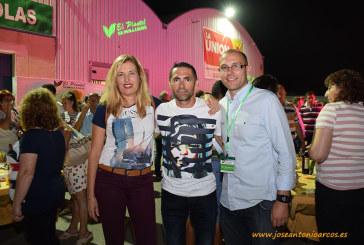 El Plantel celebra con los agricultores de la costa de Granada sus 20 años