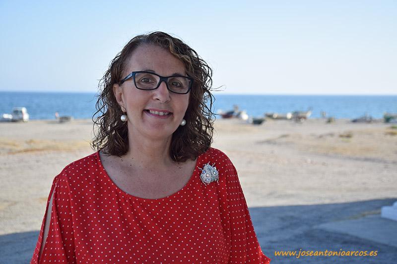 Ana Isabel Martin Papis, candidata a la presidencia de la cooperativa CASI.