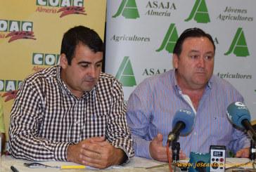 Coag y Asaja piden celeridad en las nuevas obras de la desaladora de Almería
