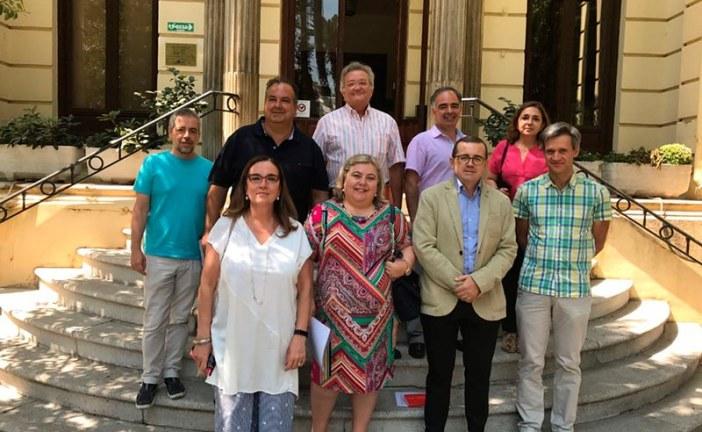 Los proyectos europeos de la Estación Experimental del Zaidín de Granada