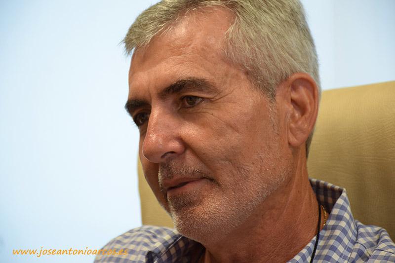 Miguel Vargas, presidente de la cooperativa del tomate, la almeriense CASI.