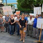 Los regantes del Bajo Andarax reclaman participar en las negociaciones para resolver la falta de agua