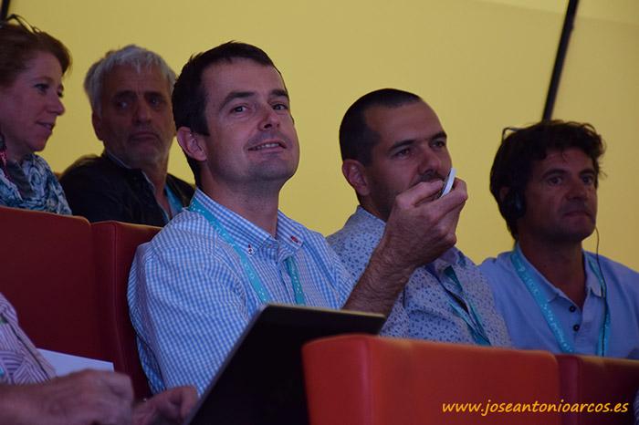 Congreso internacional Prognosfruit 2017 en Lleida.