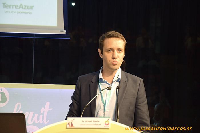 Roman Vollmar, jefe de producto de la empresa francesa Pomona