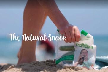 Snacks frescos y saludables para este verano. Los pepinos mini