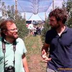 Camino Soria emerge el mayor bosque de manzanos del mundo (vídeo)