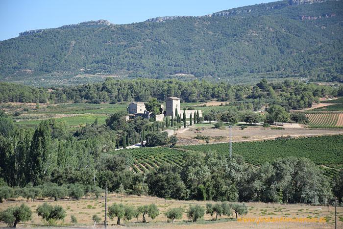 En algún lugar entre Lleida y Tarragona.