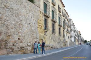 Ciudad amurallada de Tarragona.