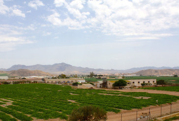 Más de 19.000 hectáreas sin agua tras la suspensión del trasvase Negratín-Almanzora