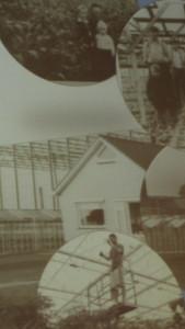 Fotografías antiguas de invernaderos holandeses.