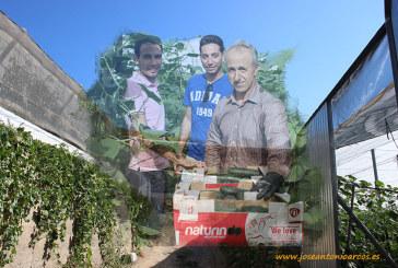 Agricultores alpujarreños desde Ugíjar hasta Berja