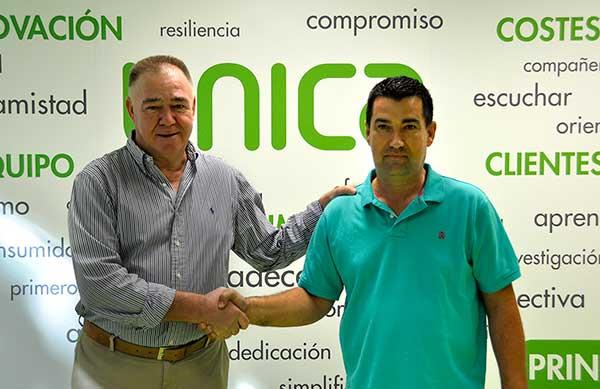 José Martínez Portero y Joaquín Segura.