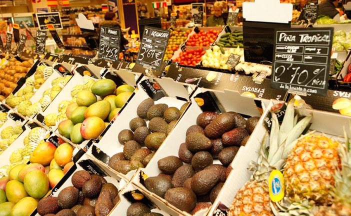 El cartón seduce a los 'millennials' al comprar frutas y hortalizas