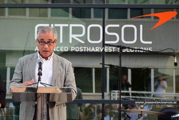 Citrosol se viste de verde en Madrid para presentar tres nuevos productos en poscosecha