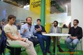 La era digital debajo del invernadero. COMPO abre Fruit Attraction 2017