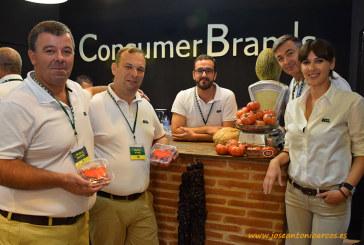 Fitó innova en Madrid con un melón exótico y un cherry de corazón