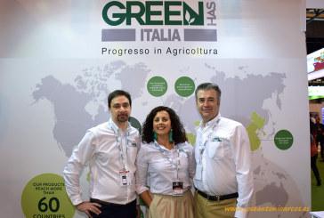 Nutricionales italianos para el campo español: Green Has