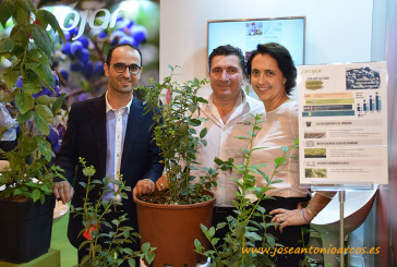 Projar presenta un nuevo sustrato con certificación ecológica para berries