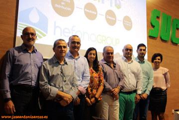 Hefona y Tecomsa presentan la tecnología LiberPro en SUCA