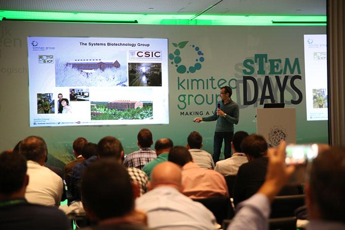 IV Convención de Biotecnología de Kimitec Group