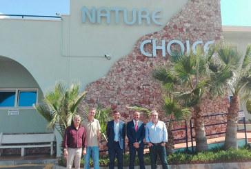 Nature Choice, ejemplar en prevención de riesgos laborales
