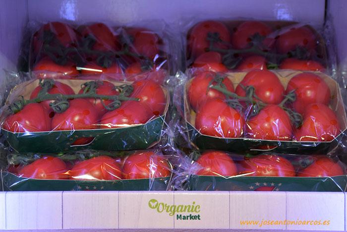 Organic Market, Rijk Zwaan, RZ, Fruit Attraction 2017.