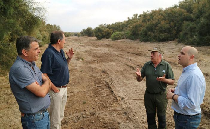 200.000 euros para la restauración hidrológica de Rambla Morales