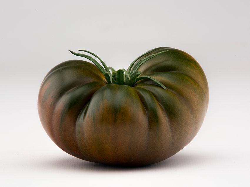 El tomate 'único' de Clause en Madrid