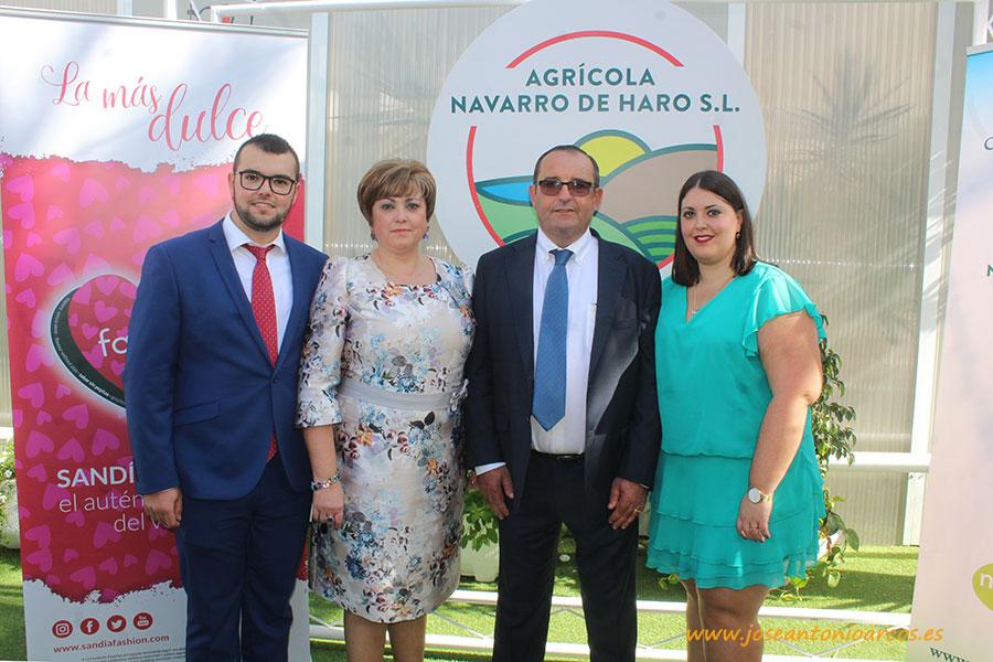 Agrícola Navarro de Haro cumple 18 años
