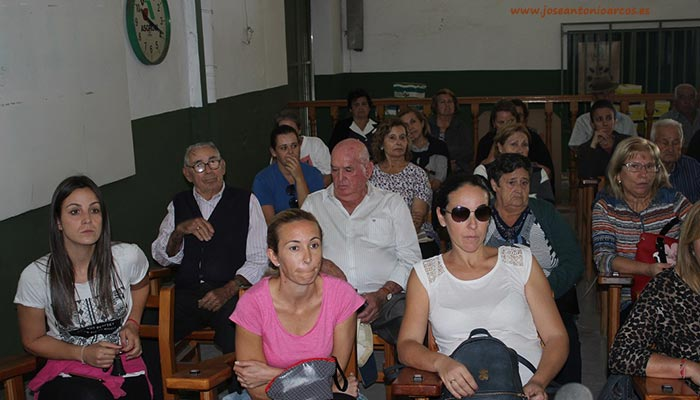 Agricultores de la costa de Granada afectados por la ley de Costas.