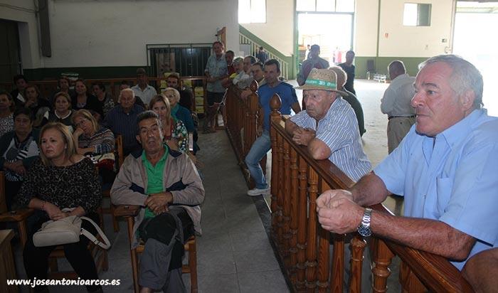 Agricultores en Agruporticola, en El Pozuelo, costa de Granada.