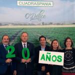 20 años de escarolas francesas en Almería