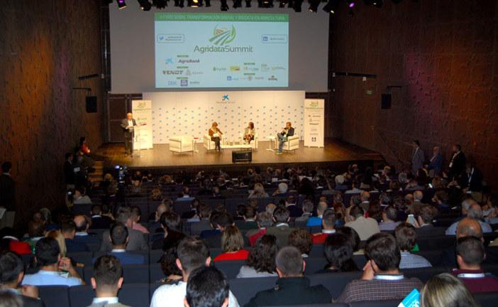 La transformación digital como reto para pequeños y grandes productores. Agridata Summit