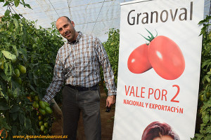 Miguel García, técnico del almacén de suministros Baydo.