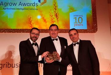 Seipasa, ganadora en los Agrow Awards 2017