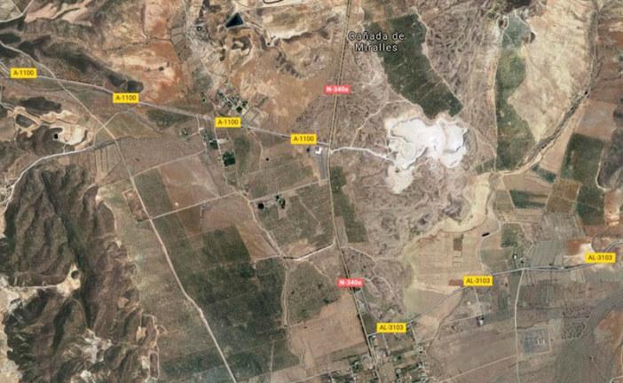 La Junta sanciona la extracción de agua de Castillo de Tabernas