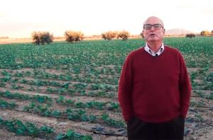 Agricultor y ganadero de Totana, región de Murcia.