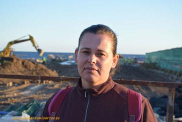 """Inma Fernández: """"Aún estoy digiriendo que me han tirado el invernadero"""""""