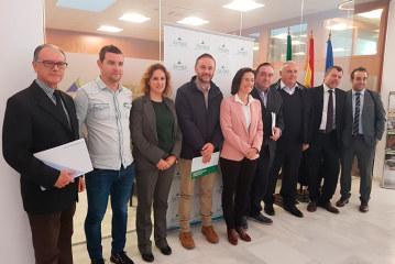 La Confederación Empresarial de Almería se vuelca con la agricultura