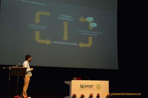 Jaime Martínez, científico del CSIC y miembro de la Estación Experimental de Zonas Áridas de Almería.
