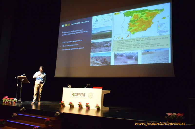 Jaime Martínez, científico del CSIC y miembro de la Estación Experimental de Zonas Áridas.