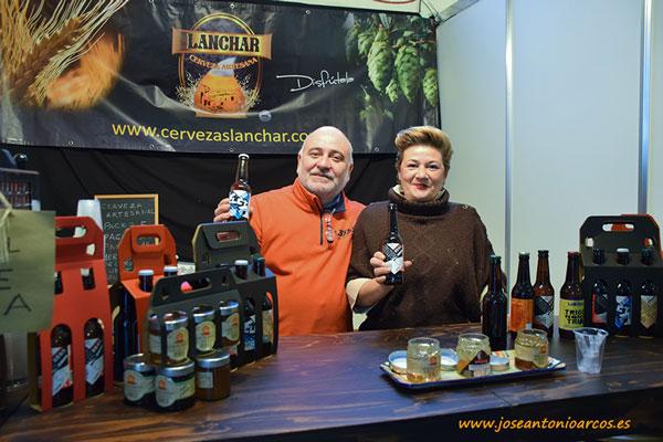 Cervezas Lanchar. Cerveza artesanal de Lanjarón, Alpujarra de Granada.