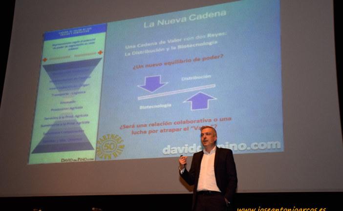 El equilibrio de poder entre distribución y biotecnología