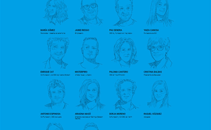 Nostoc en el listado de la revista Forbes